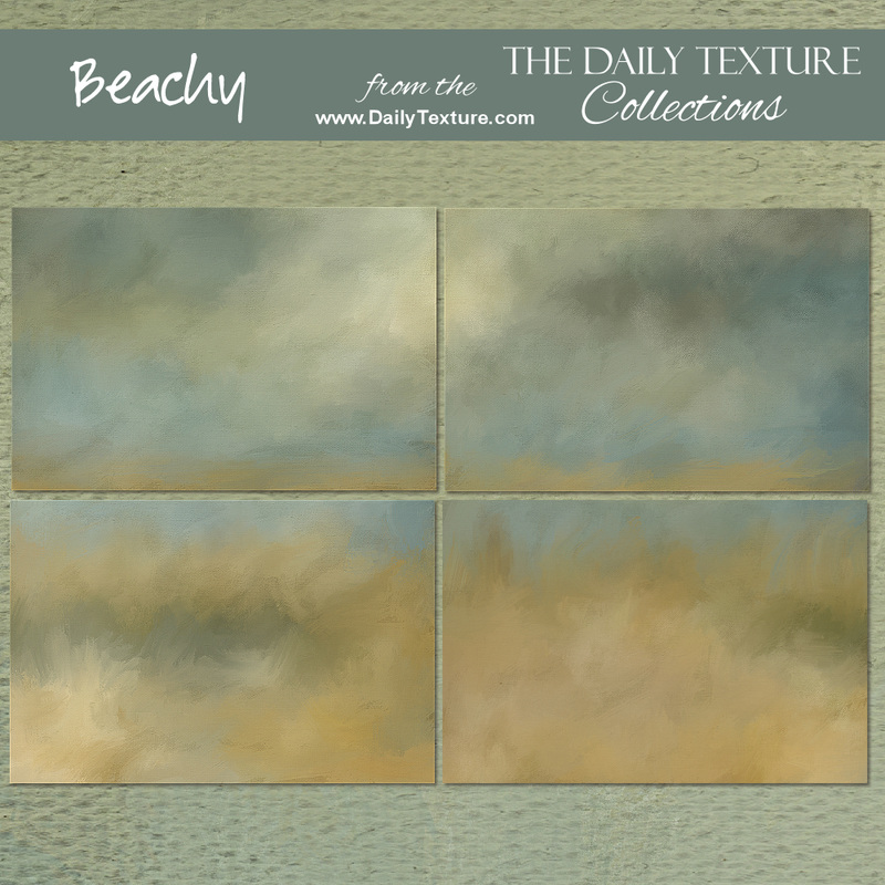 Beachy - a mini series texture pack for photographers and artists