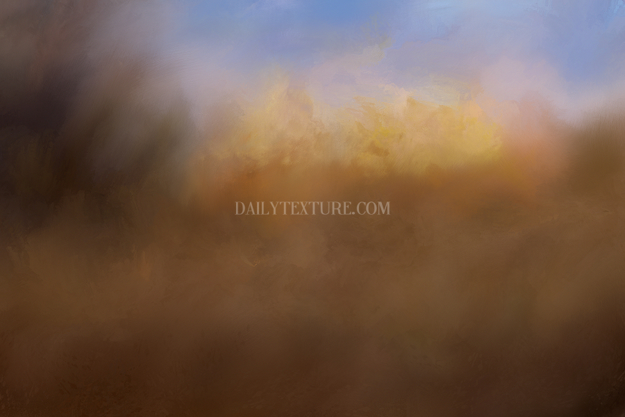 A Country Sunrise Texture