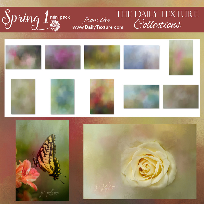 Spring 1 Mini Pack Texture Collection