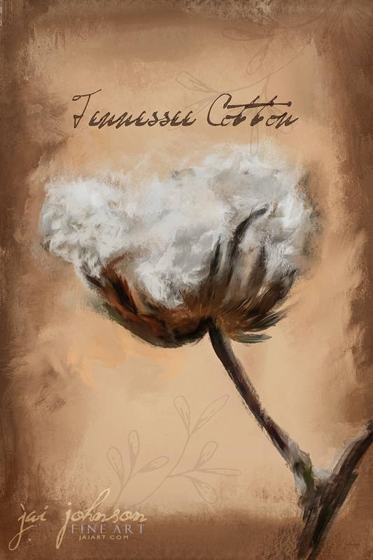 Tennessee Cotton Art